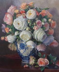 Majestic Roses