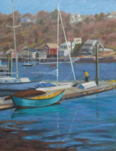 Early Spring, Smith Cove