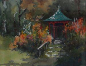 Pagoda at Long Hill