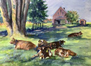 Appleton Farm, Lazy Day