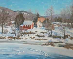 Along the River, Vermont