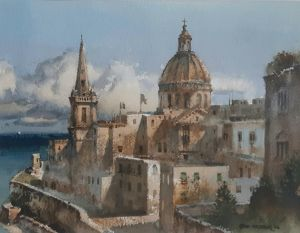 The Cathedral, Malta