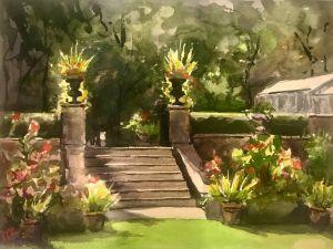 Morning Light, Stevens Coolidge Estate