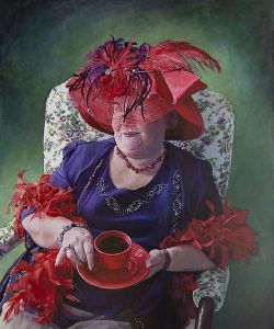 Crimson and Whimsy